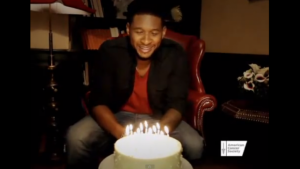 More Birthdays Movement: Usher
