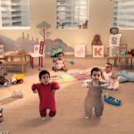 KIT KAT Dancing Babies
