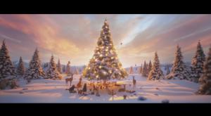 John Lewis Christmas Advert 2013 - The Bear & The Hare