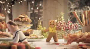 Go on... It's Christmas - Morrisons Christmas TV Ad 2013