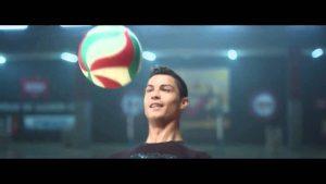Ronaldo joins #GALAXY11