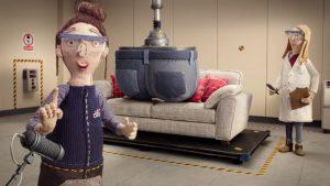 The Big Sofa Test