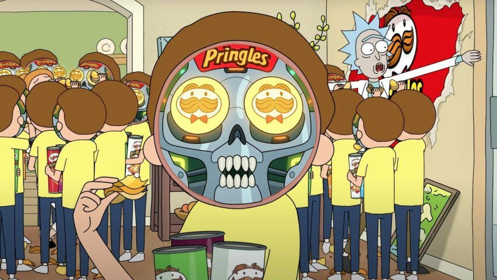 Pringles Super Bowl 2020 ILTTC