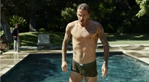 Short film directed by Guy Ritchie starring David Beckham - H&M Spring