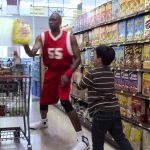 GEICO Dikembe Mutombo Commercial