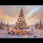 John Lewis Christmas Advert 2013 – The Bear & The Hare