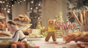 Go on... It's Christmas - Morrisons Christmas TV Ad 2013
