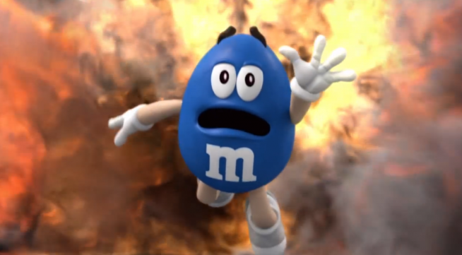 M&Ms made a movie