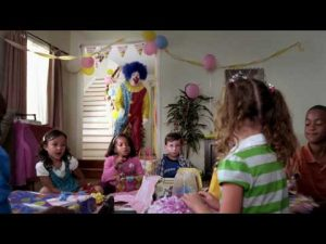 Wal-Mart - Screaming Birthday Clown Commercial