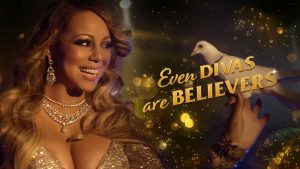 Even Divas are Believers - Mariah Carey stays in a Hostel
